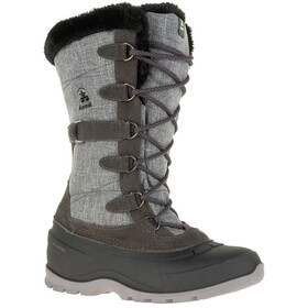 Kamik Snovalley2 Shoes Damen charcoal-charbon